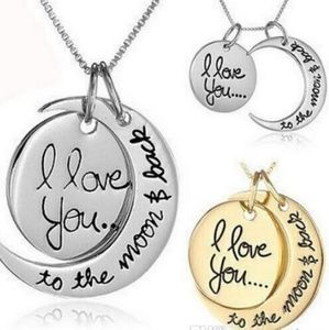 Jewelry - 3 for $25- I love you to the moon & back